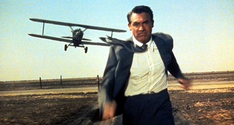 Action-packed North by Northwest