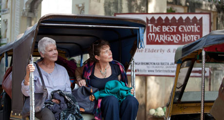 Goodwill abounds at The Best Exotic Marigold Hotel