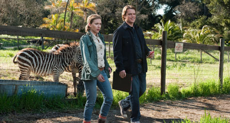We Bought A Zoo has bags of heart-warming, family friendly wholesome charm (DVD review)