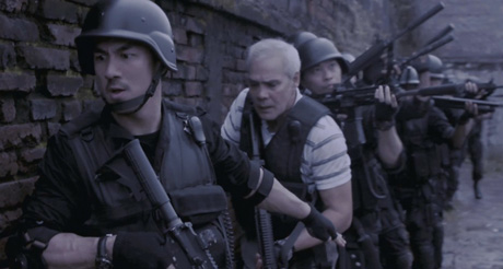 The Raid, movie