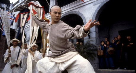 Once Upon a Time in China, movie