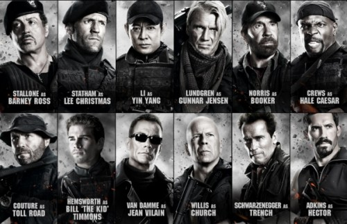 The Expendables 2 blows stuff up better (review)