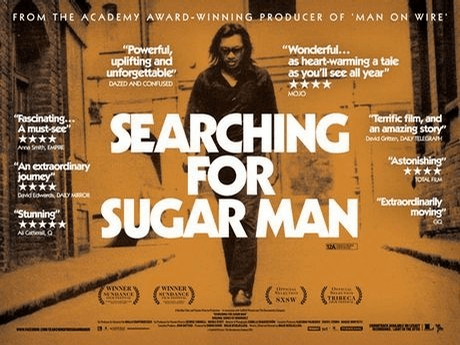 Searching for Sugar Man is a terrific music documentary (review)