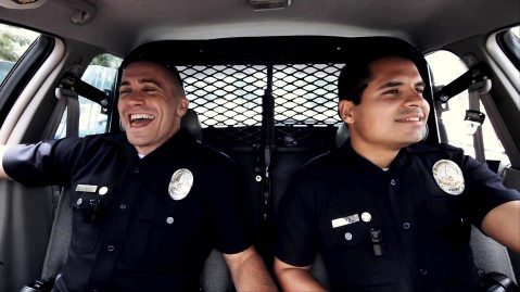 End of Watch tries, and fails, to hide its cliches