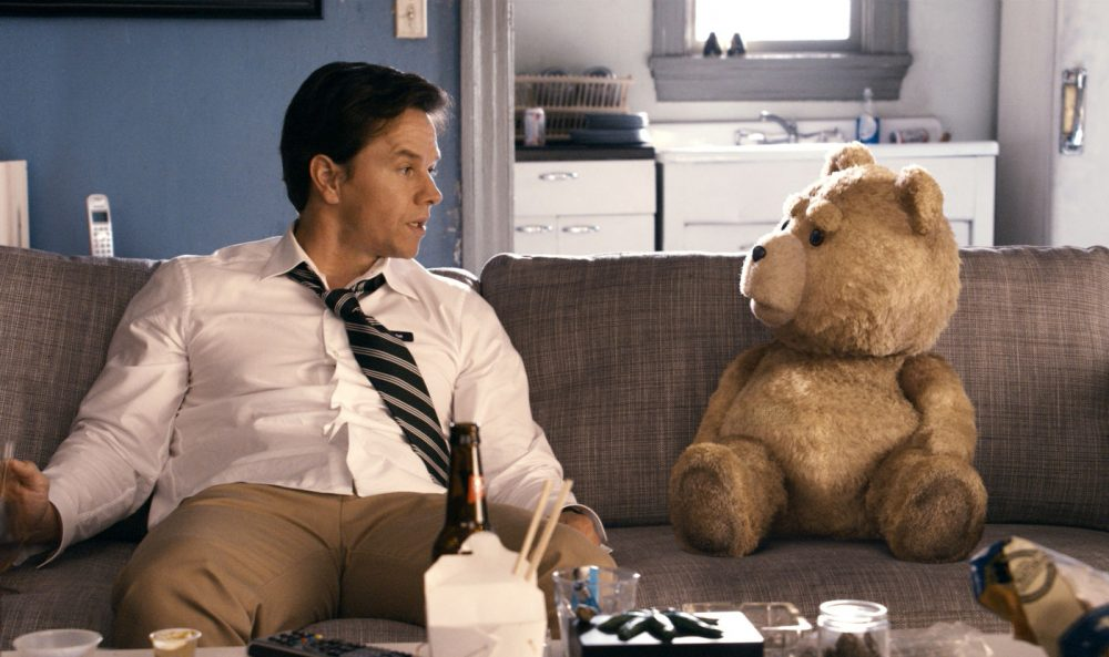Ted DVD review