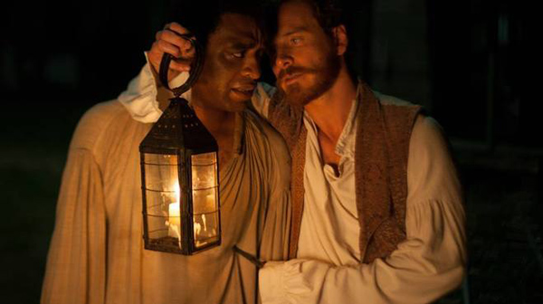 12 Years A Slave: powerful performance in this Steve McQueen film