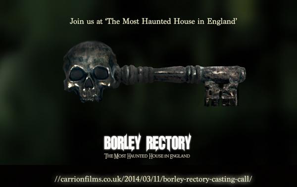 Borley Rectory Casting