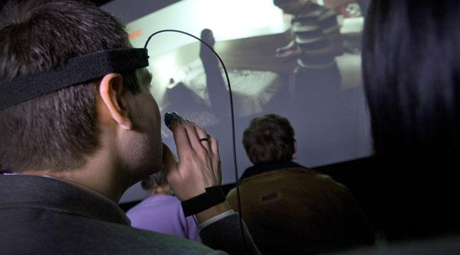 Many Worlds mind-reading film