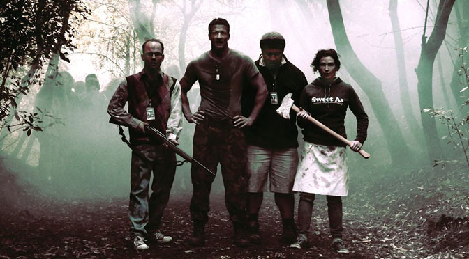 I Survived A Zombie Holocaust: genre-twisting comedy horror with flare (review)