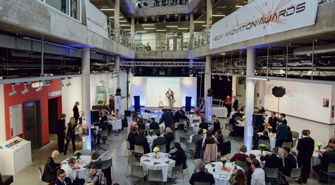 'Mind-reading' film and inspirational graduates win at 2014 Media Innovation Awards