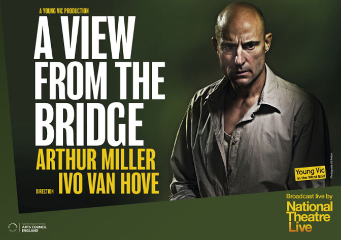 Mark Strong in A View From The Bridge