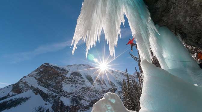 Banff Mountain Film Festival World Tour: Louise Falls Kennan Harvey