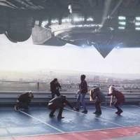 Are Aliens invading Bristol? John Tomkins talks to Horizon web series director and actress