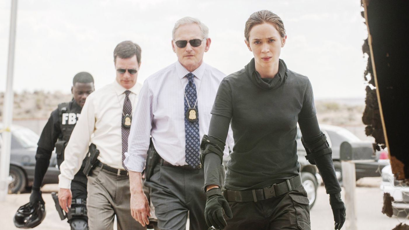 Sex, Leins & Videotape #206. Tom Leins reviews Sicario, The Program, Frankenstein and The Fear of 13.