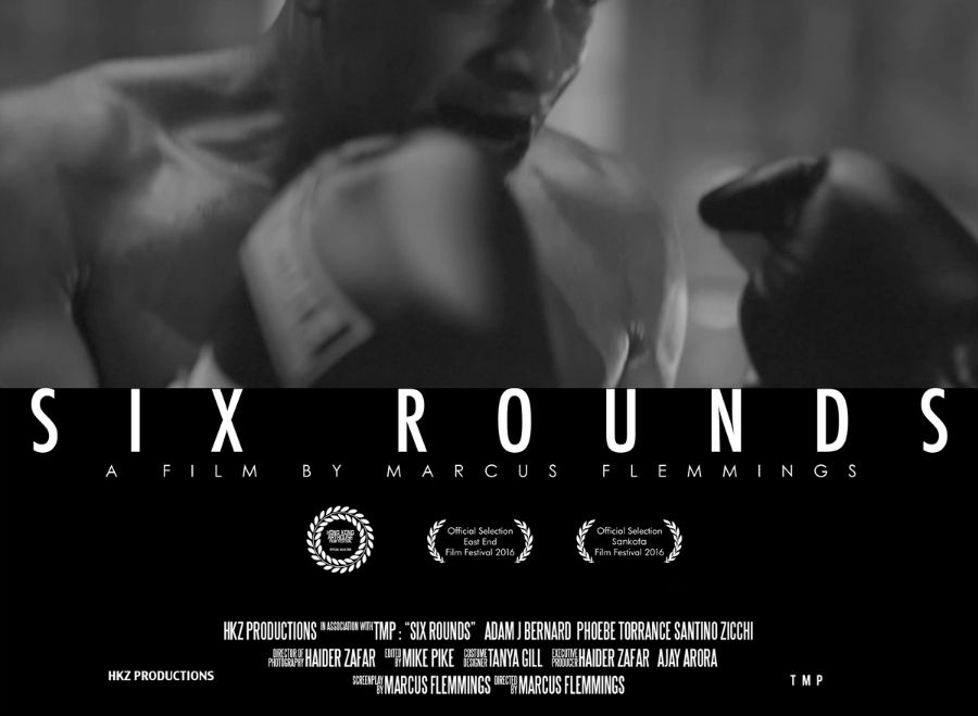 Six rounds poster