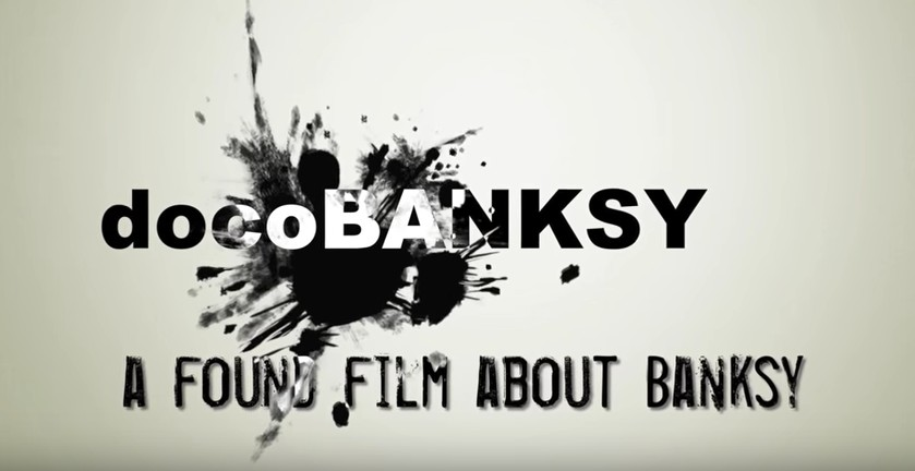 docoBANKSY hits the south coast with special screening at Torquay Grinagog Festival