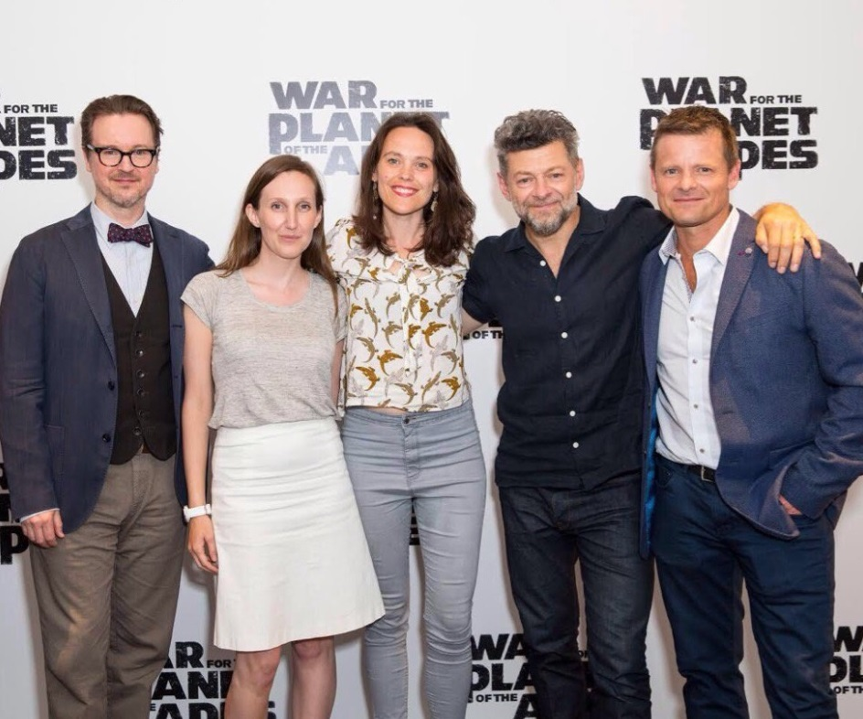 Exeter ape expert joins War for the Planet of the Apes Q&A