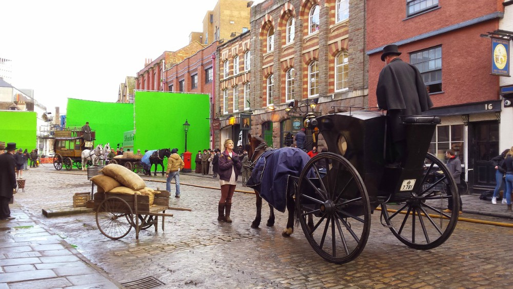 Sherlock The Abominable Bride_Location Still_Bristol Film Office