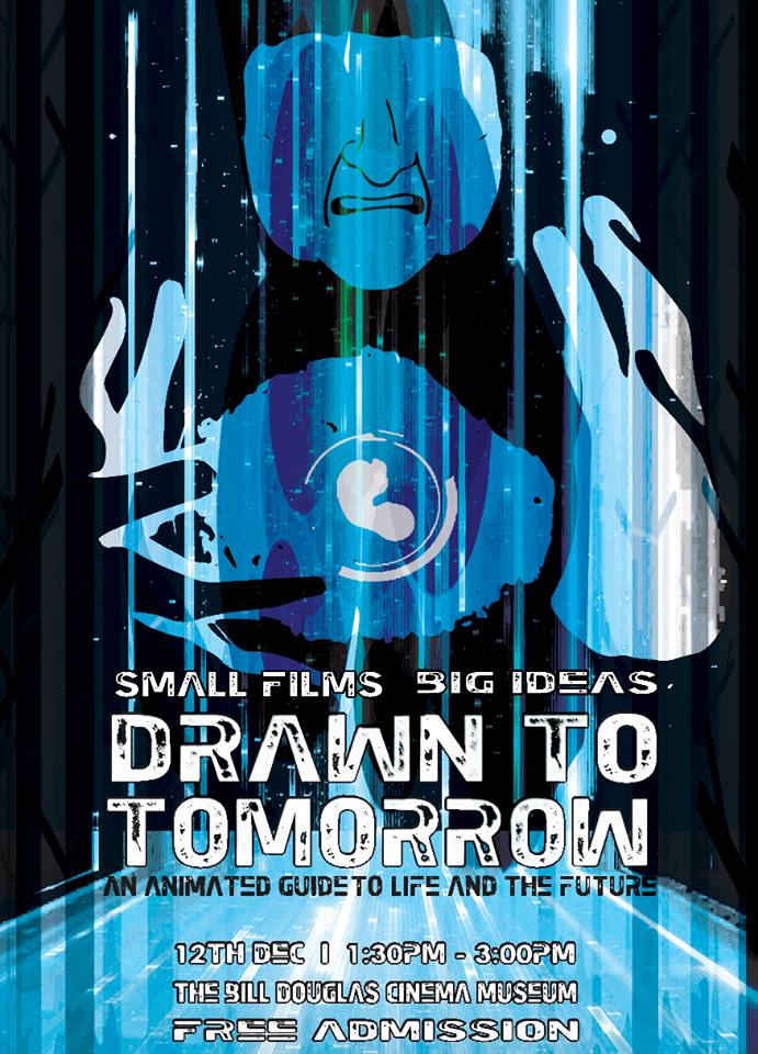 Small Films – big ideas: Drawn to Tomorrow free pop-up cinema event in Exeter