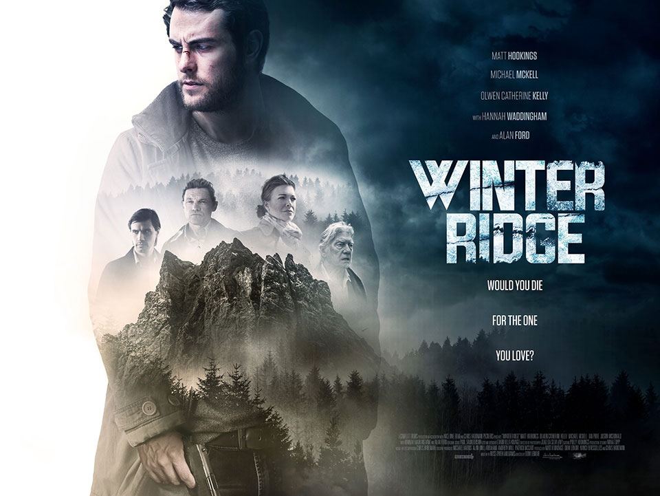 Winter Ridge | Film shot in Lynton and Lynmouth scoops award in Miami