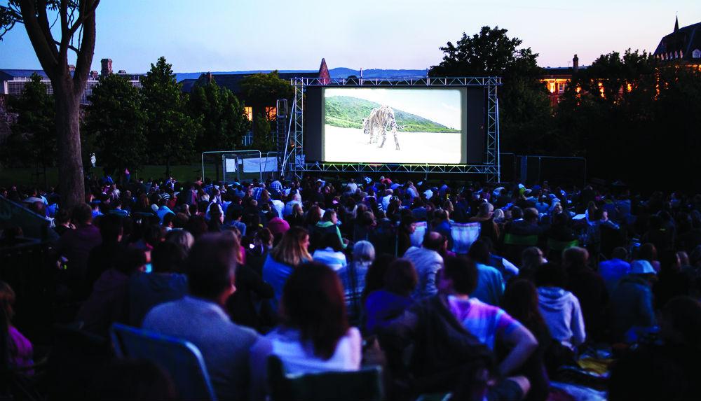 Big Screen In The Park returns with a week of al fresco flicks