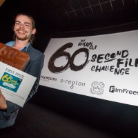 Heart of string, Tom Eastwood talks about his Roughcut 60 Second Film Challenge winning film The String