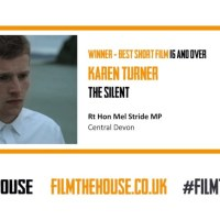 The Silent short film wins at Film The House in Parliament