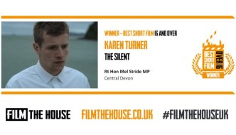 The Silent winning at Film The House