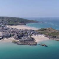 Adrian Cabello: It's only natural to explore and film Cornwall