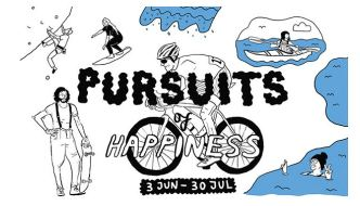 pursuit of happiness logo