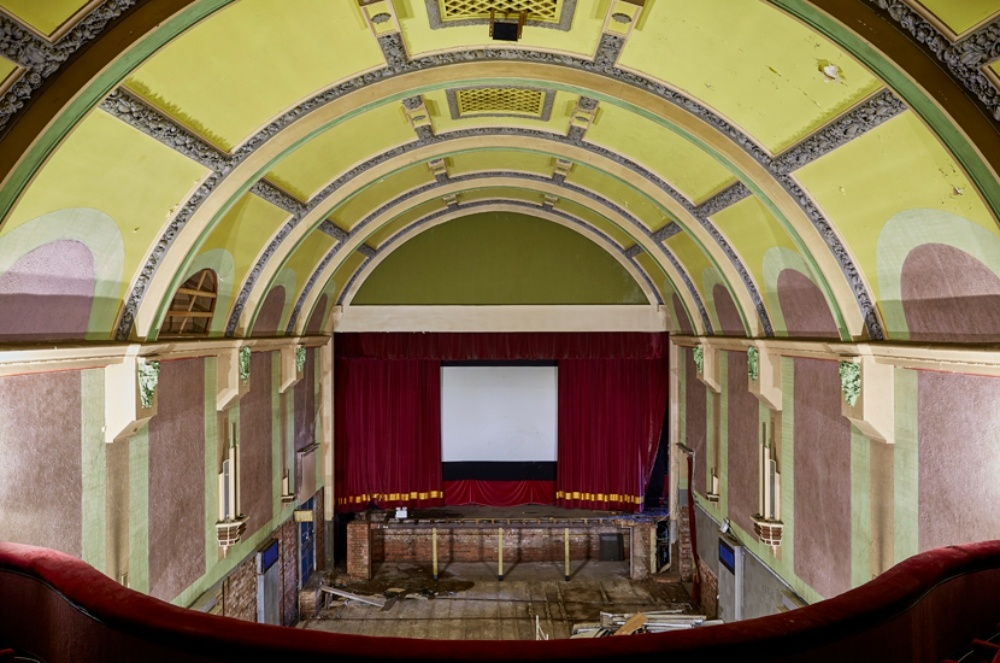 the paignton picture house - agatha christie's favourite cinema