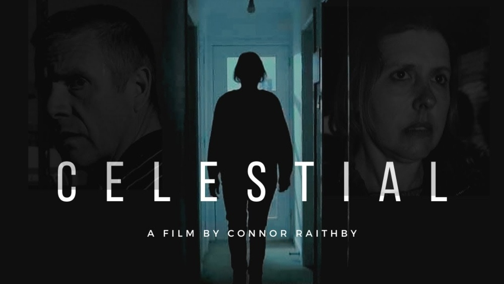 Film poster Celestial by Connor Raithby