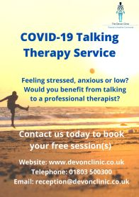 Talking Therapy Service
