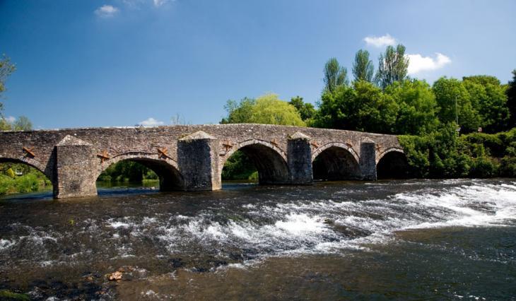 Bickleigh Bridge