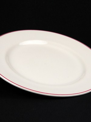 DINNER PLATE 10″ Budget Crockery Hire