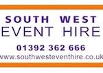 South West Event Hire logo