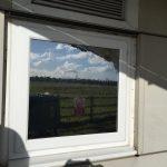Silver 20 External Window Film