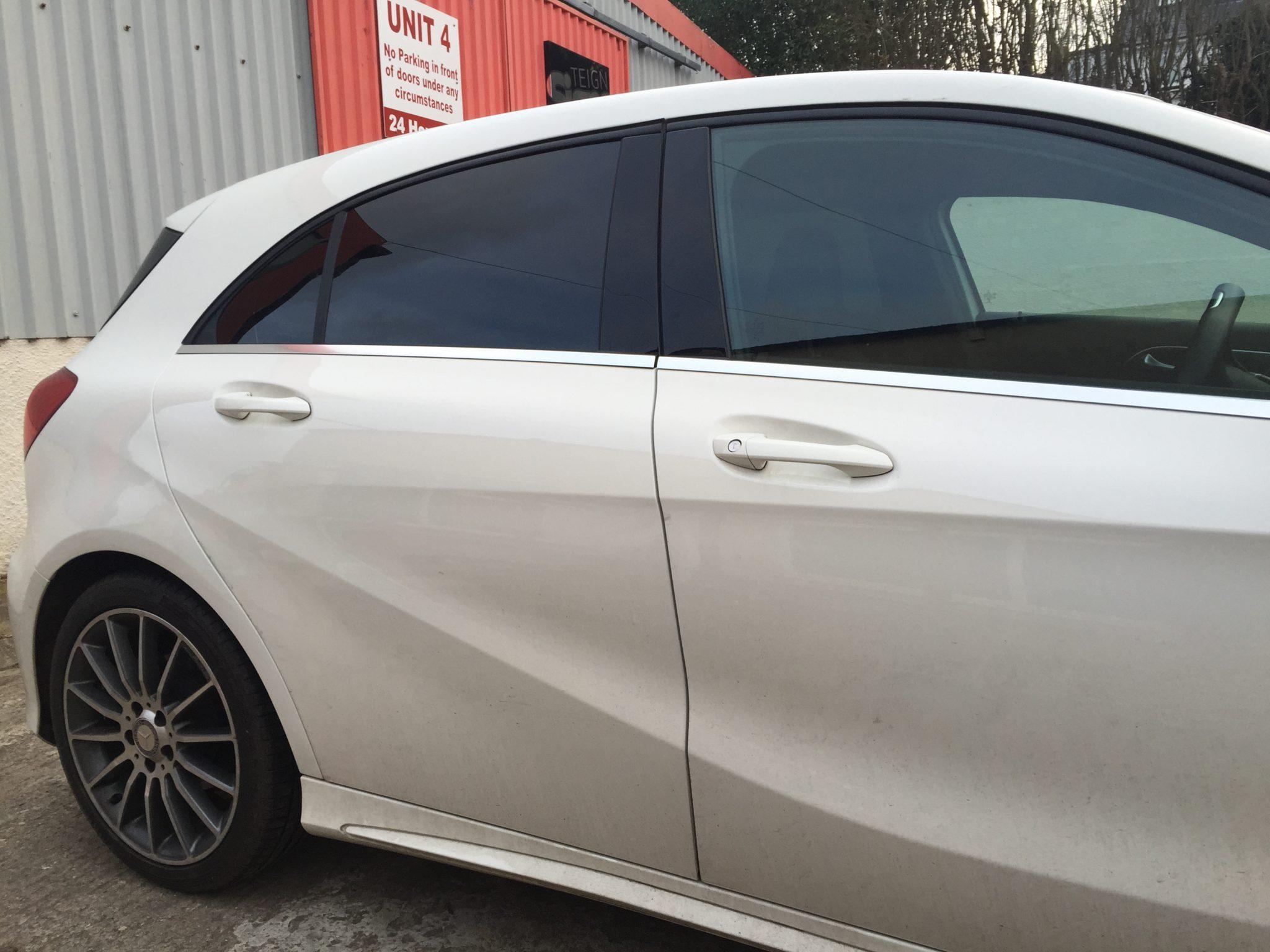 Mercedes A45 AMG Window Tint