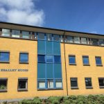 MBL 20 window film at Zealley House, Kingsteignton, Devon