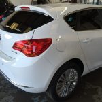 Vauxhall Astra Window Tint