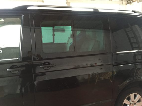 VW Transporter Window Film