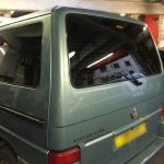 VW Caravelle Window Tint