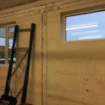 White Matte Obscure Window Film