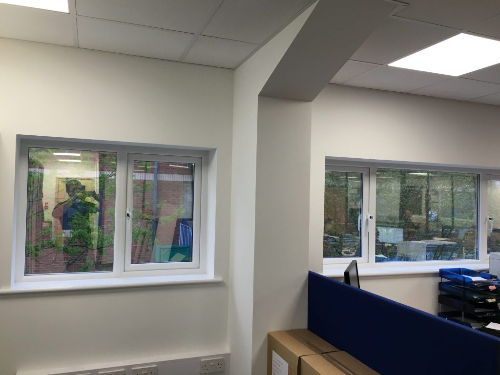 Silver 20 Glare Reduction Window Film