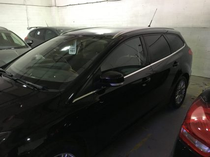 Ford Focus Window Tinting