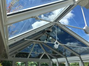 Conservatory Glare Reduction Interior Reflectance 11%