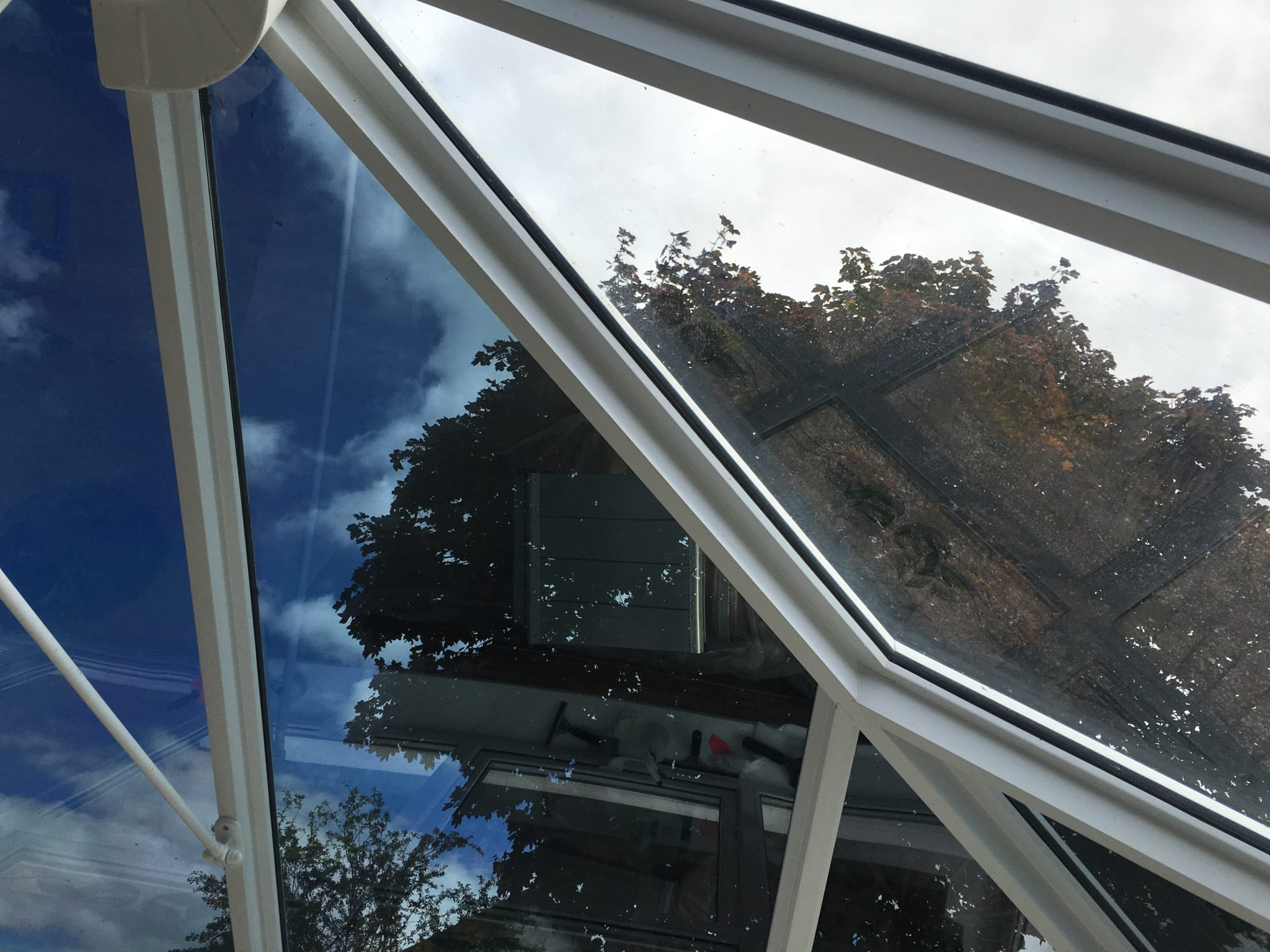Conservatory Glare Reduction UV Protection 99%