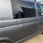VW Transporter Tint