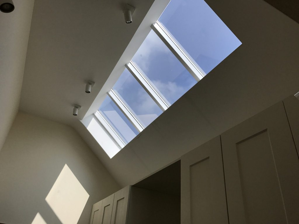 Perlite 20 Window Tinting Skylights Installed
