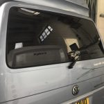 VW Transporter T4 Rear Window Tint Global QDP 5%